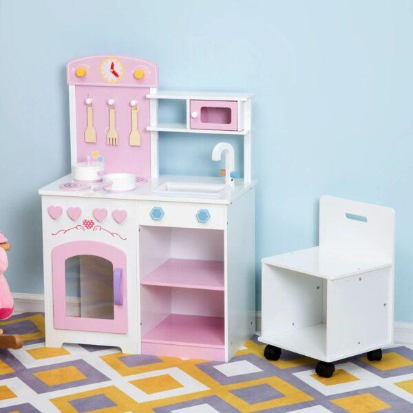 Cucina giocattolo per bambini 10
