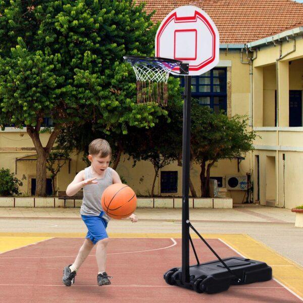 Canestro basket per bambini 8
