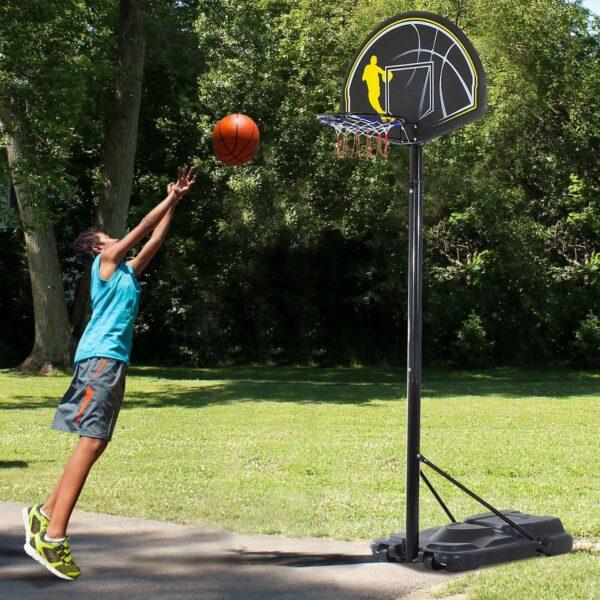 Canestro da basket per bambini 10