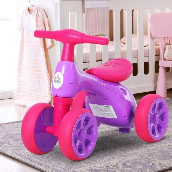 triciclo senza pedali per bambini 12