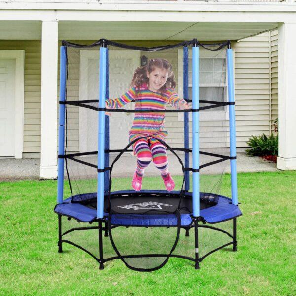 Trampolino elastico per bambini 7