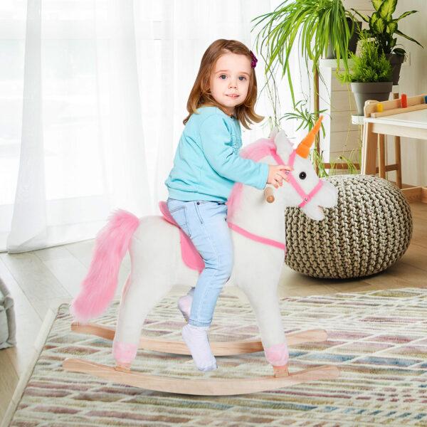 Unicorno a dondolo