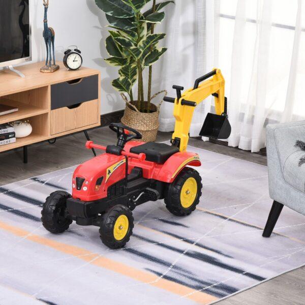 Ruspa giocattolo per bambini