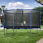 Tappeto trampolino elastico per bambini