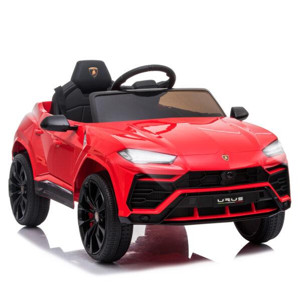 Macchina per Bambini Lamborghini 12V 2 Velocità 3-5km/h Telecomando e USB